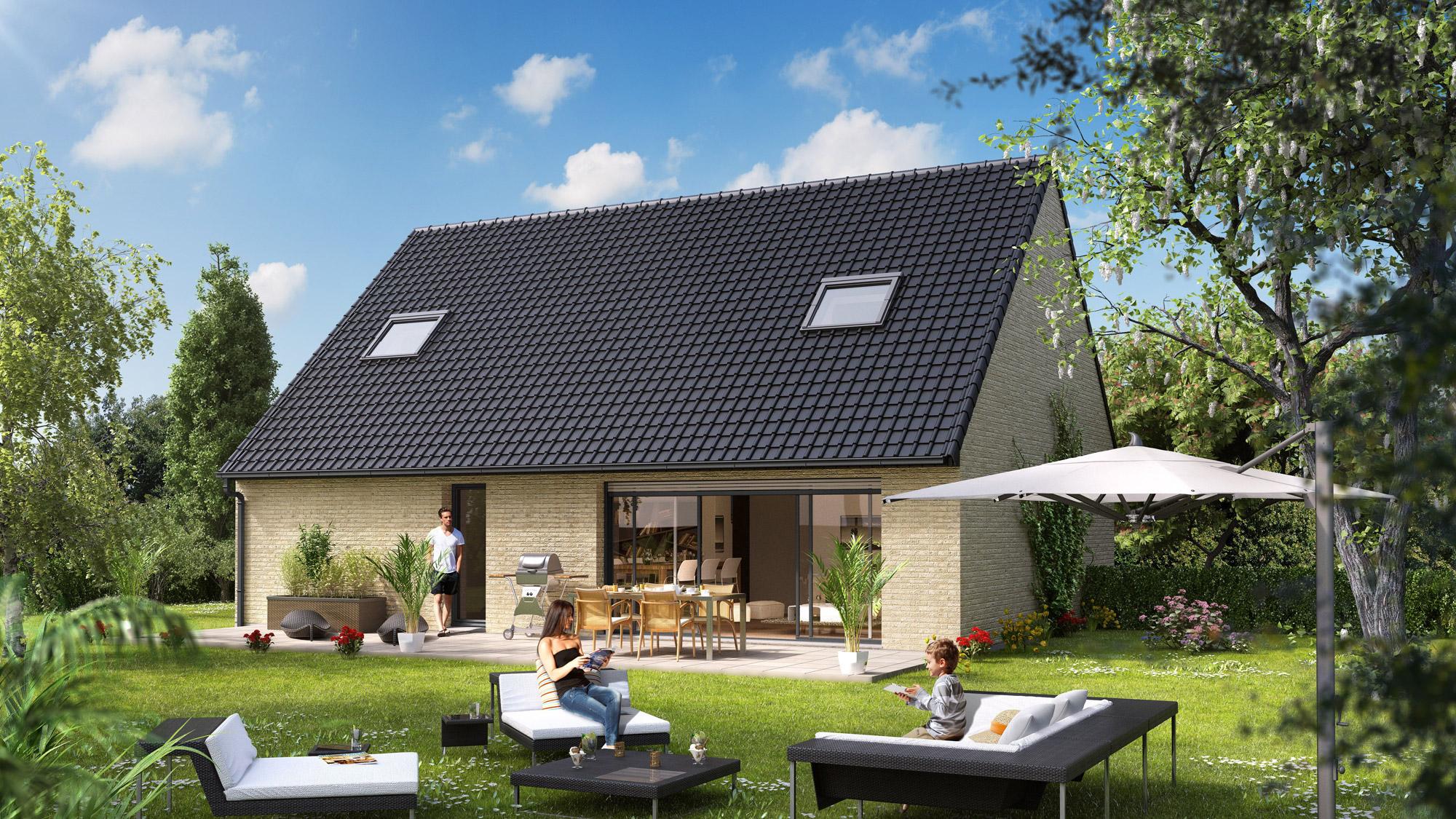 Maisons imag 39 in id al pour votre premier achat for Achat premiere maison