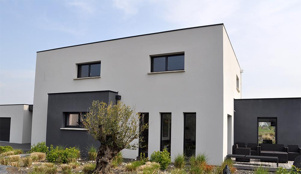 Du style maisons d 39 en france nord - Style maison moderne ...