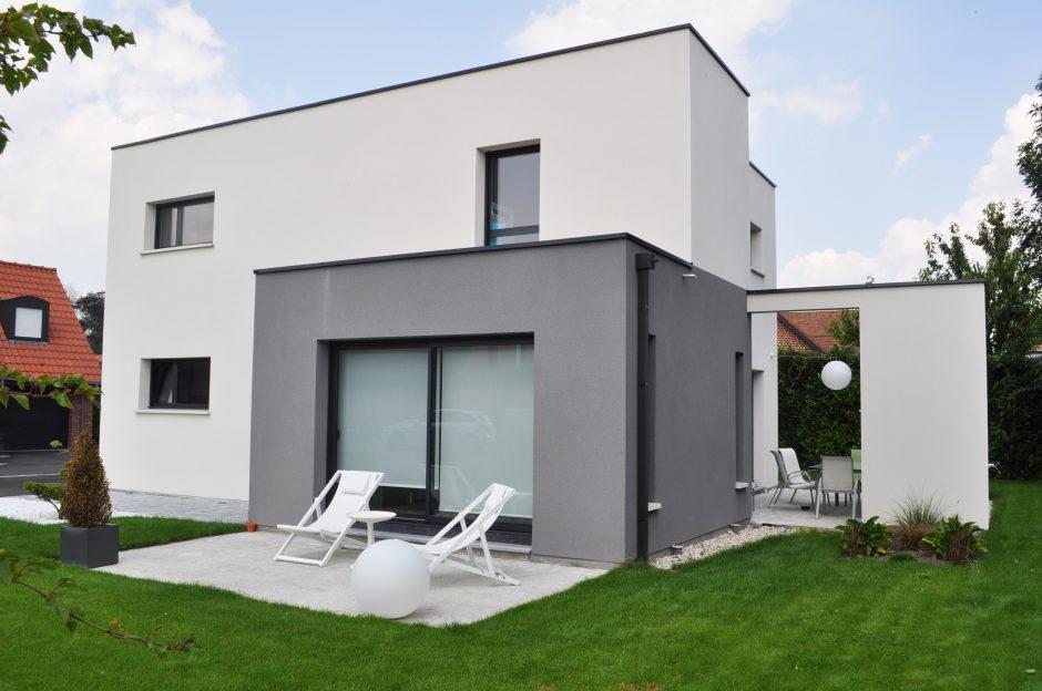 Cube avant tout | Maisons d\'en France Nord