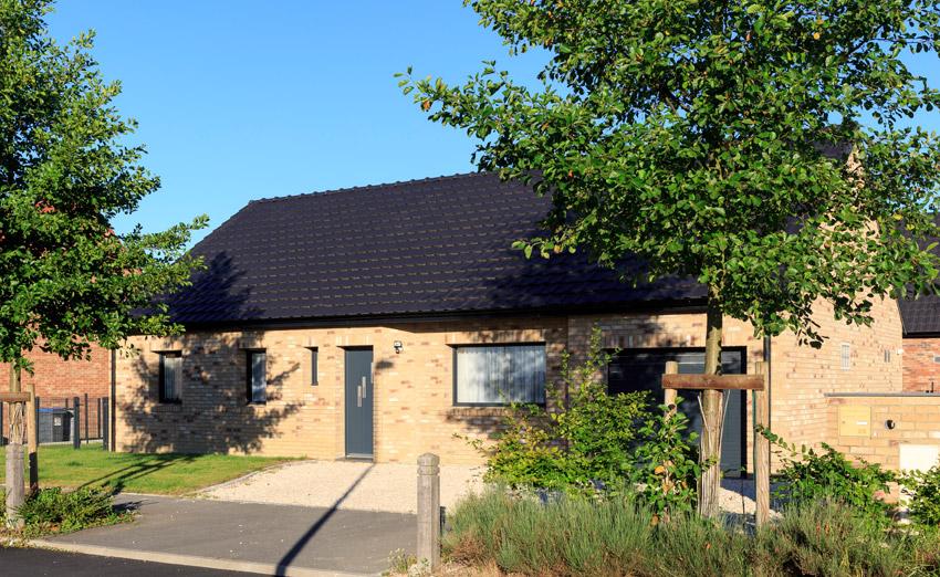 Maison silhouette pur e maisons d 39 en france nord for Paiement construction maison