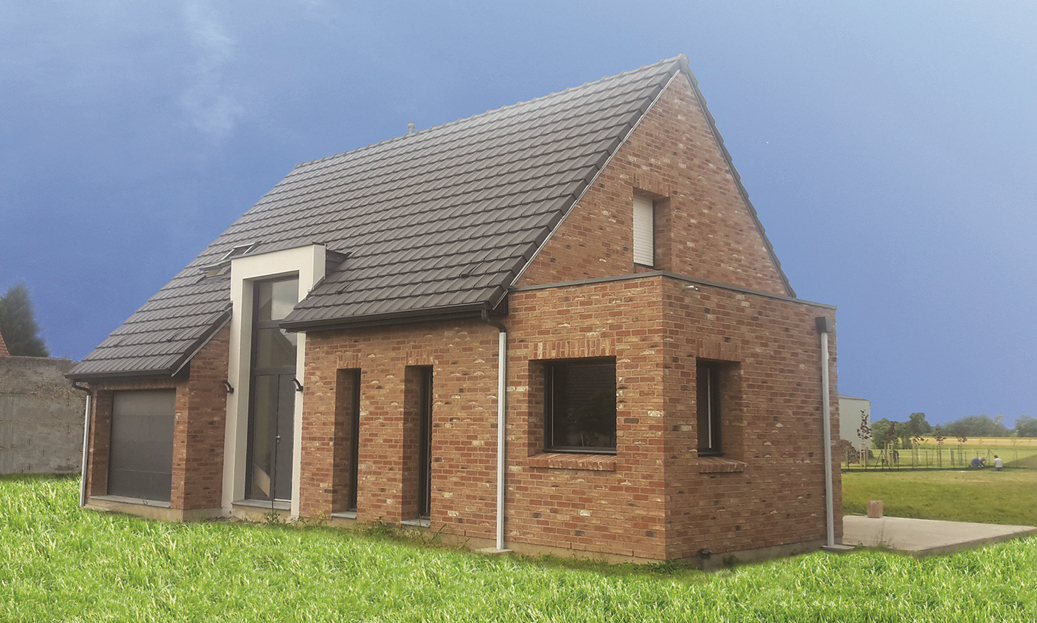 Portes ouvertes festubert maisons d 39 en france nord for Paiement construction maison