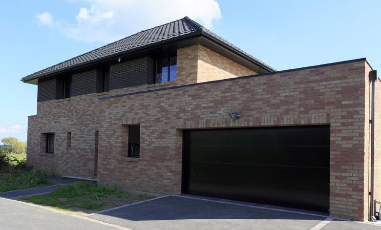 Réalisation cubique toiture 4 pans | Maisons d\'en France Nord