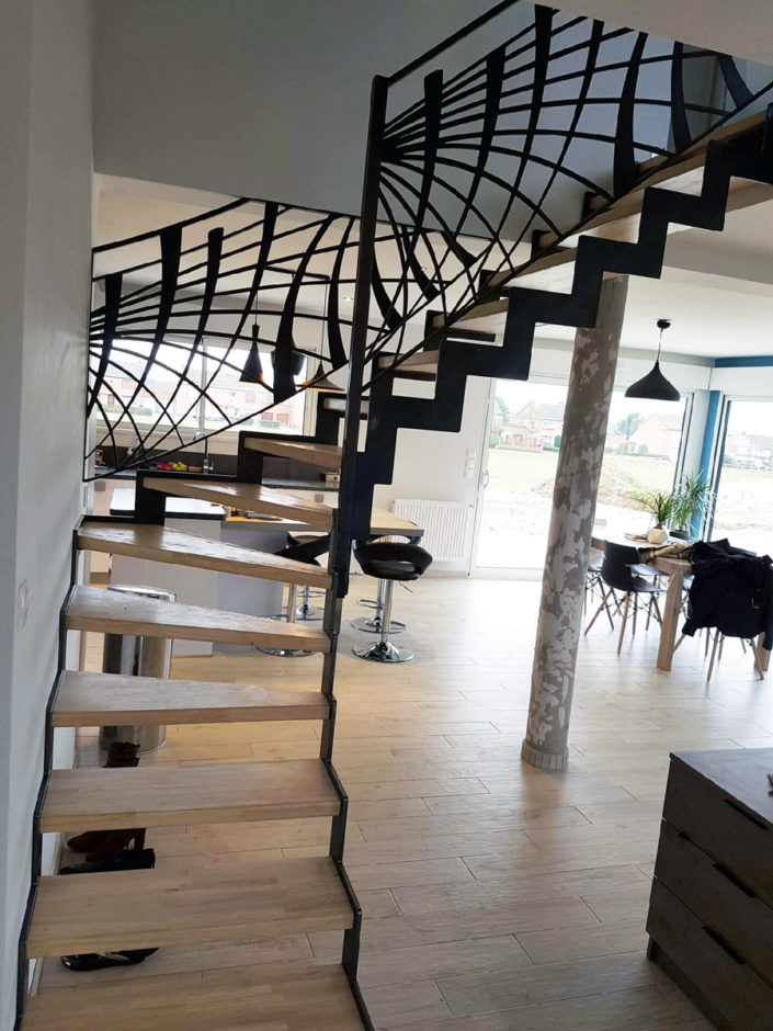 maison moderne maisons d 39 en france nord. Black Bedroom Furniture Sets. Home Design Ideas