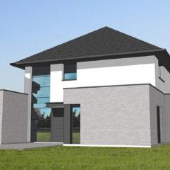 r alisations maisons modernes maisons d 39 en france nord. Black Bedroom Furniture Sets. Home Design Ideas