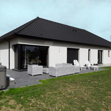 Portes ouvertes brebieres maisons d 39 en france nord for Paiement construction maison